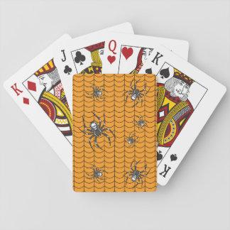 Jogo De Baralho Aranhas em cartões de jogo clássicos da parada