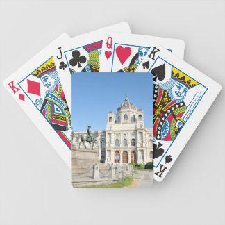 Jogo De Baralho Arquitetura em Viena, Áustria