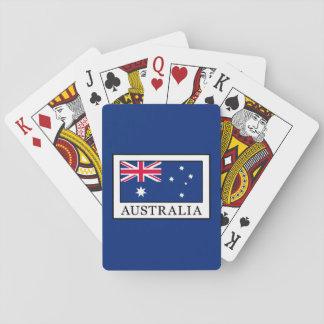 Jogo De Baralho Austrália