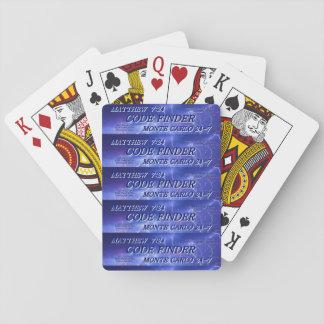 Jogo De Baralho Inventor do código: Cartões de jogo