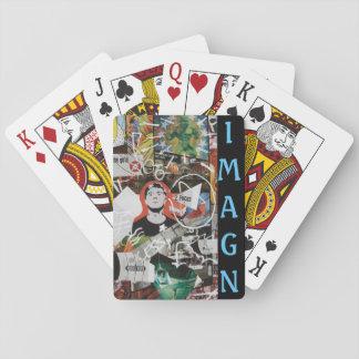Jogo De Baralho Plataforma de IMAGN de cartões