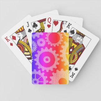 Jogo De Baralho Plataforma do arco-íris