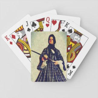 Jogo De Carta a viúva