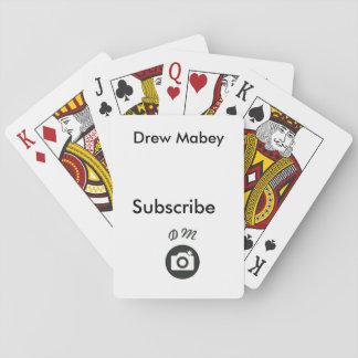 Jogo De Carta Plataforma de cartão