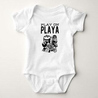 Jogo em Playa Body Para Bebê