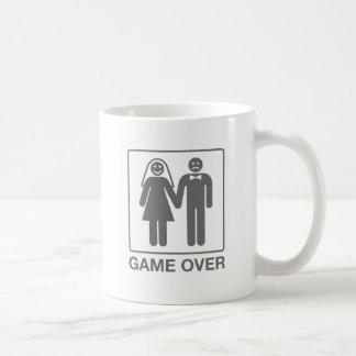 Jogo sobre a caneca de café
