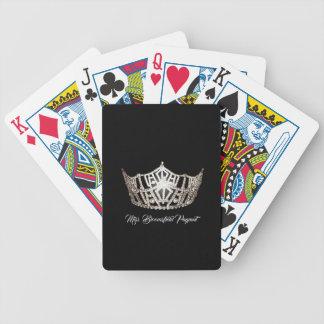 Jogos De Baralho Cartões de jogo feitos sob encomenda da coroa de