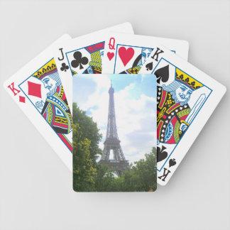 Jogos De Baralho Torre Eiffel, Paris France