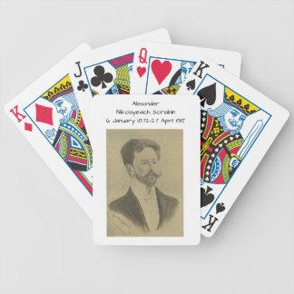 Jogos De Cartas Alexander Nikolayevich Scriabin