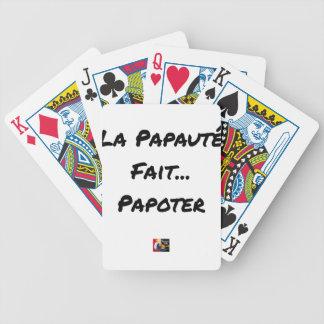 Jogos De Cartas PAPAUTÉ FAZ TAGARELAR - Jogos de palavras