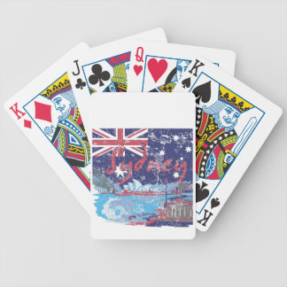 Jogos De Cartas vintage Austrália de sydney