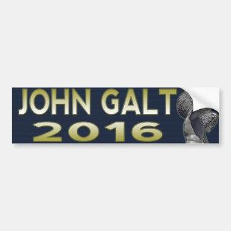 John Galt 2016 Adesivo Para Carro