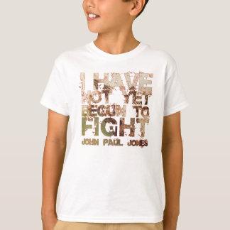 John Paul Jones Camisetas