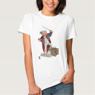 John Paul Jones pequeno Camisetas