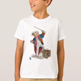 John Paul Jones pequeno T-shirts