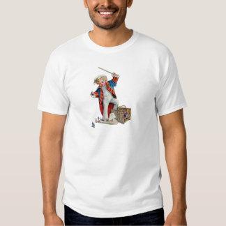 John Paul Jones pequeno T-shirts