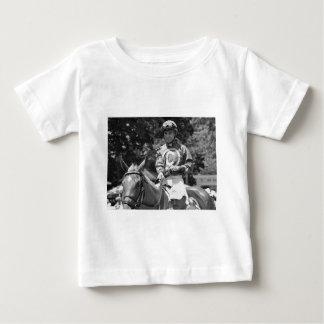 Jóquei Alex Solis do corredor da fama Camiseta Para Bebê