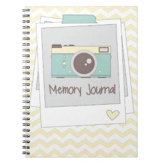 Jornal da memória caderno