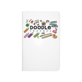 Jornal dos amigos do Doodle (com Doodles)