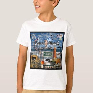 Jpg da praia de Jones Tshirts
