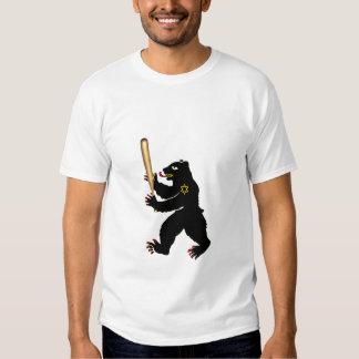 Judeu Alemanha do urso Camisetas