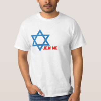 Judeu mim t-shirt