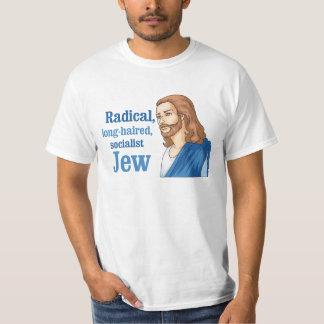 Judeu radical camisetas