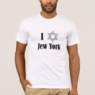 Judeu York Camisetas