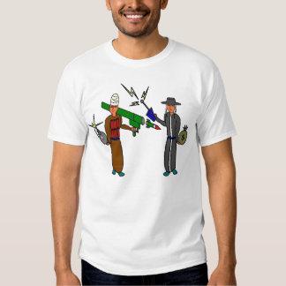 Judeus e Rabs Tshirts