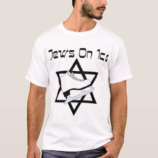 Judeus no gelo 2008 camiseta