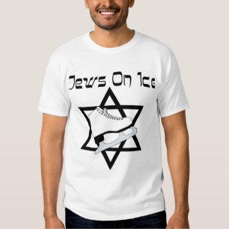 Judeus no gelo 2008 camisetas