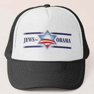 Judeus para o boné de Obama