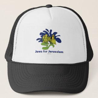 JUDEUS PARA PRESENTES DE JERUSALEM HANUKKAH BONÉ