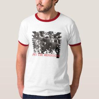 Junte-se à resistência t-shirt
