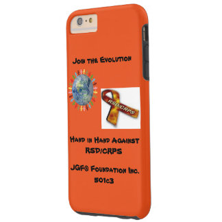 """Junte-se """"ao exemplo de IPhone 6 da edição Capa Tough Para iPhone 6 Plus"""