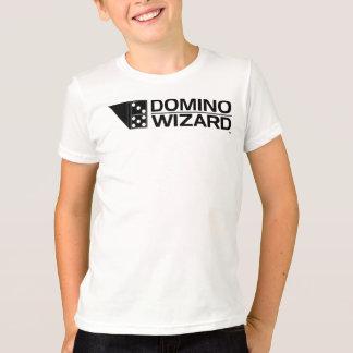 Juventude T do feiticeiro do dominó T-shirt