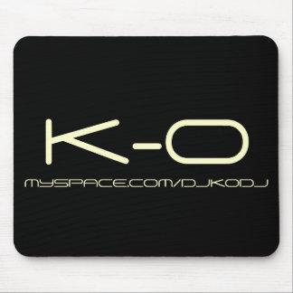 K-O Mousepad