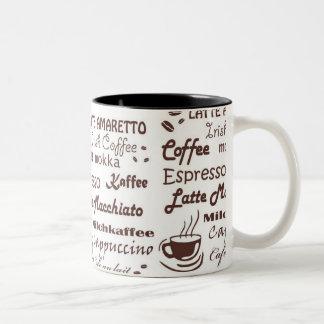 "Kaffeetasse ""Coffee "" Caneca"