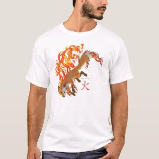 Kaius o Fox, guardião do t-shirt dos homens do