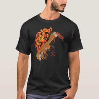 Kaius o Fox, guardião do t-shirt escuro dos homens