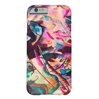 Kandinsky 1913, composição VI Capa Barely There Para iPhone 6
