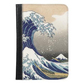 KATSUSHIKA HOKUSAI - A grande onda fora de