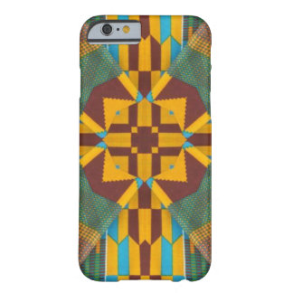 Kente 7 capa barely there para iPhone 6