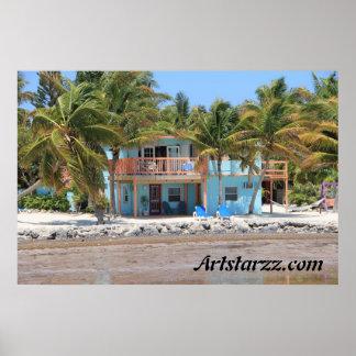 Key West um outro grande dia no paraíso. Pôsteres