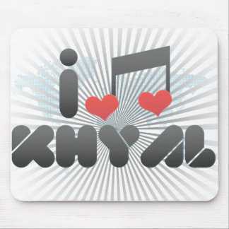 Khyal Mouse Pad