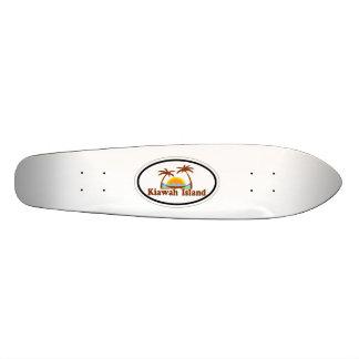 Kiawah Island. Shape De Skate 18,1cm
