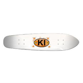 Kiawah Island. Shape De Skate 20cm
