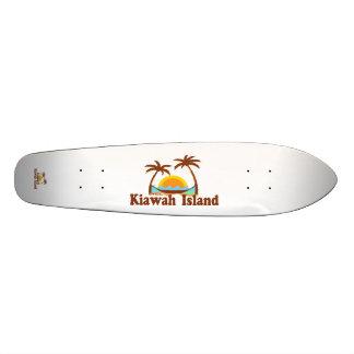 Kiawah Island. Shape De Skate 21,6cm