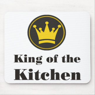 king of the kitchen mousepads