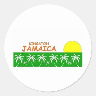 Kingston, Jamaica Adesivo